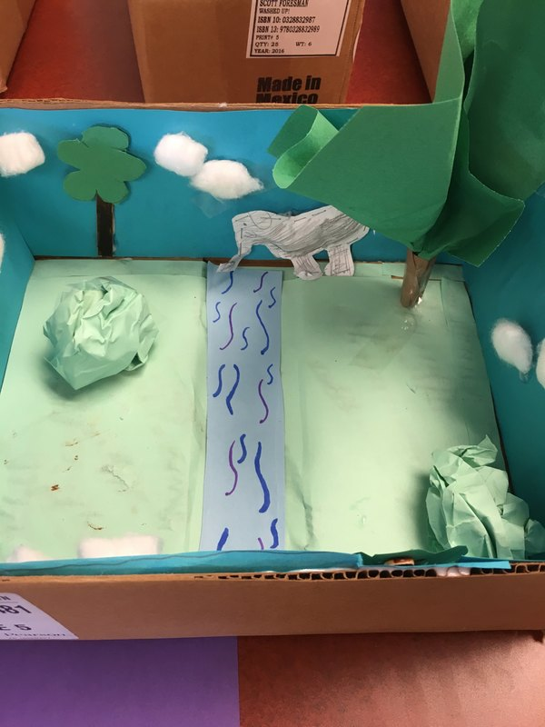 Ecosystems - CVES 5th Grade